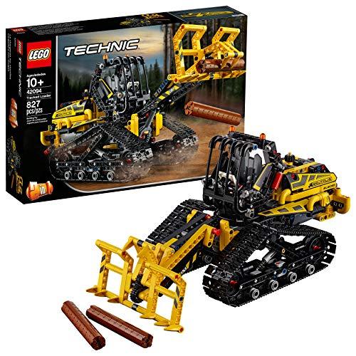 Technic Lego Laderaupe 42094 Bauset, Neu 2019 (827 - Technik Lego Raupenlader