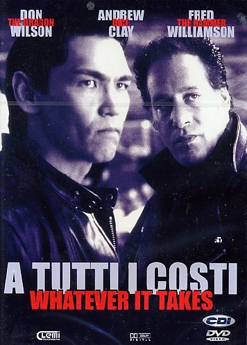 Bild von A tutti i costi - Whatever it takes [IT Import]