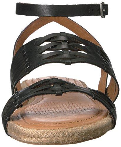 Sandale Leder Corso Como Damen Pennisula Preto Gladiador wwFUIq