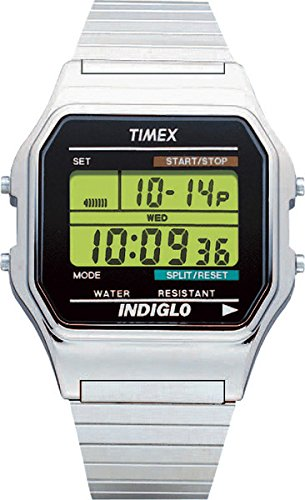 Timex Herren-Armbanduhr Digital T78587D7 (Timex Ironman Digital)