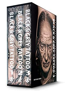 Black & Grey Tattoo: From Street Art to Fine Art: From Street Art to Fine Art - Traditional / Dark-Horror / Photorealism (Body Art Tattooing) (3934020852) | Amazon Products