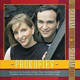 Prokofiev: Sonates pour Violon et Piano No.1, Op.80 & No.2, Op.94 ~ 5 Melodies, Op.35