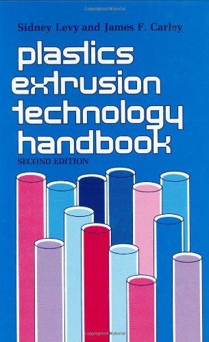 Plastics Extrusion Technology Handbook
