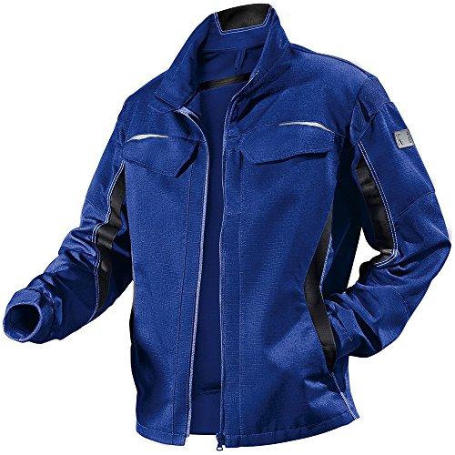 'KÜBLER-Chaqueta de trabajo Pulso de impacto, 1pieza, 52, color azul aciano/Negro, 13245353-4699-52