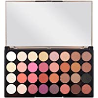 Makeup Revolution London Ultra Eyeshadow Palette, Multicolor, 16g