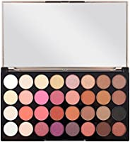 Makeup Revolution London Ultra Eyeshadow Palette, Multi-Color, 16g
