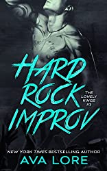 Hard Rock Improv (The Lonely Kings, #3) (English Edition)