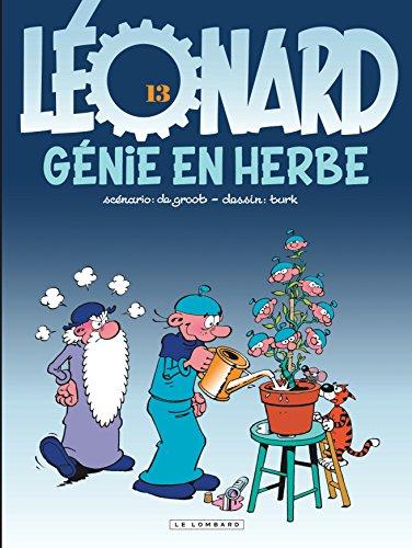 Léonard, tome 13 : Génie en herbe