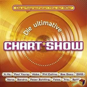 Die ultimative Chartshow - Die erfolgreichsten Hits der 80er