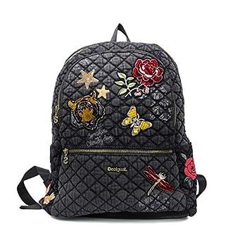 51wv4xiLckL. SS324  - Desigual - Bolso mochila para mujer