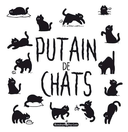Putain de chats - Le grand coffret