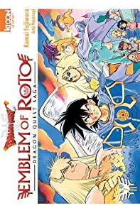 Dragon Quest - Emblem of Roto Edition simple Tome 7