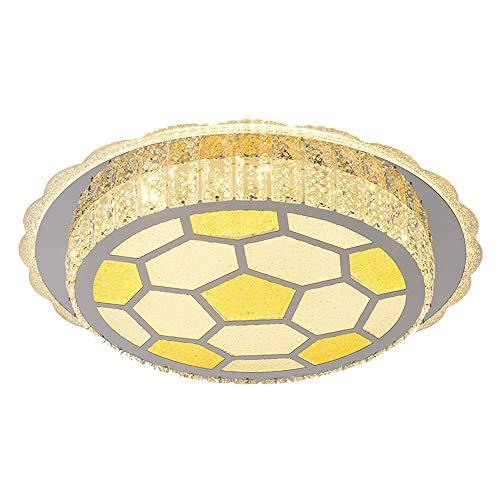 Xiao Mi Guo Ji Deckenleuchte - eingebettete Deckenleuchte, moderne K9 Kristallperlen-Deckenleuchte, Schlafzimmer, Wohnzimmer, Kinderzimmer-Deckenleuchte Modernes Wohnzimmer der Deckenleuchte