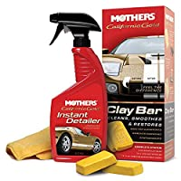 Mothers 7240 California Gold Clay Bar System