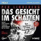 Das Gesicht im Schatten / Das komplette 4-teilige Kriminalhörspiel von Per Lindeberg (Pidax Hörspiel-Klassiker)