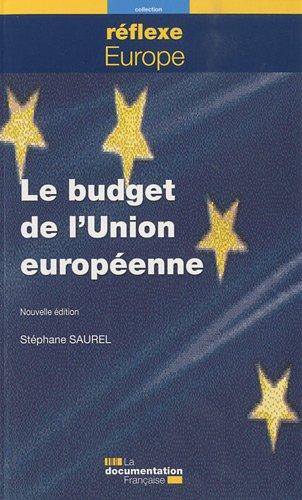 Le budget de l'union européenne par Stéphane Saurel