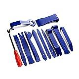 Detectoy 12pcs pannello auto portatile autoradio pannello clip porta trim Dash strumenti di installazione di rimozione audio rimozione strumenti di riparazione kit utensili a mano