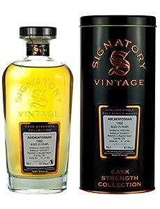 Auchentoshan 25 Year Old 1992 - Cask Strength Collection Single Malt Whisky by Auchentoshan