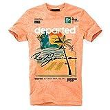8faef8d992f4a8 DEPARTED Herren T-Shirt mit Print/Motiv 4058-230 - Brot & Backwaren