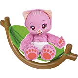 Zoopy - Zoopy Baby Kitty y hamaca, color rosa (Colorbaby 75778)