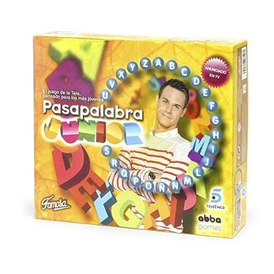 Juegos de Sociedad - Pasapalabra Junior (Famosa) 700008726 por Famosa