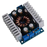 DN Conductor DC a DC 5-30V 8A a 1.25-30V Boost automática de voltaje Regulador del coche LED