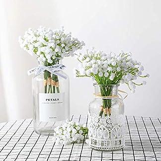 Veryhome Flores Reales del Tacto de Las hortensias de Seda Artificiales para la decoración casera Partido arreglo de la Boda