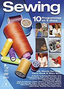 10 Pack: Sewing [DVD] [2007]
