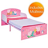 Peppa Pig Toddler Bed Deluxe Foam Mattress