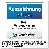 PEARL Verbandskasten: Marken-KFZ Verbandkasten PLUS, geprüft nach DIN 13164 (Kfz Verbandskasten) - 7