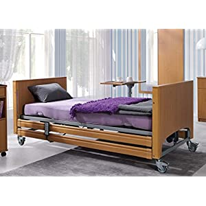 Schlichter Möbel Pflegebett Frontenheber PB 331″ inkl. Motor 90 x 200 Motor/elektrisch