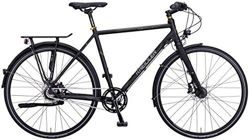 Kreidler Raise RT9 Light Trekking Bike 2017 (Schwarz, 28