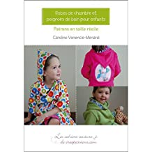 Robes de chambres et peignoirs de bain pour enfants
