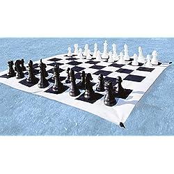 Alldoro 60080 Gran ajedrez de jardín