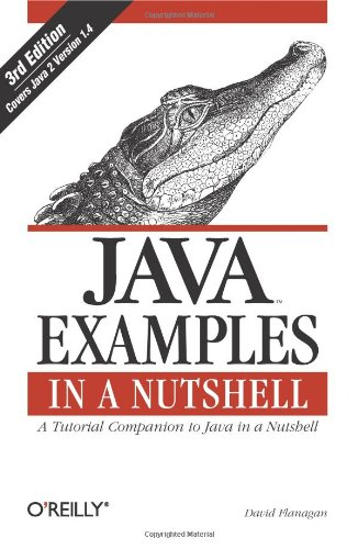 Java Examples in a Nutshell (In a Nutshell (O'Reilly))