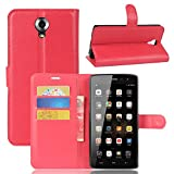 iBetter Homtom HT7 Pro Smartphone Mappen Kasten, Premium PU