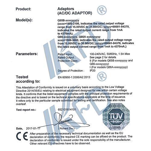KFD 65W 19V ASUS Vivobook PRO N580GD-E4087T