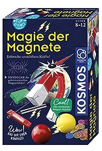Fun Science Magie der Magnete: Experimentierkasten