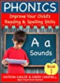 Phonics are an essential skill that all beginner readers must master. Do you want to help your child to develop their spelling, reading and writing skills? Work through this Phonics book with your child and they will learn how to spell all th...