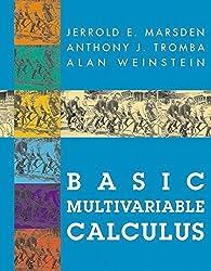 Basic Multivariable Calculus by J.E. Marsden (2000-10-31)