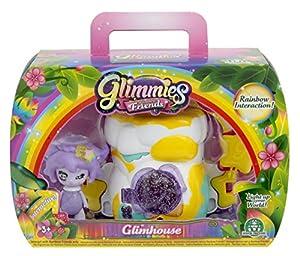 Glimmies - GLN043 - Maletín de Glimhouse - Los Amigos del Arcoiris - Casa Roca