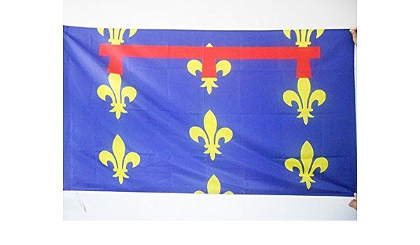 flaggen Top Qualit/ät Napoli Fahne 60 x 90 cm Scheide f/ür Mast AZ FLAG Flagge NEAPEL MIT Waffen 90x60cm