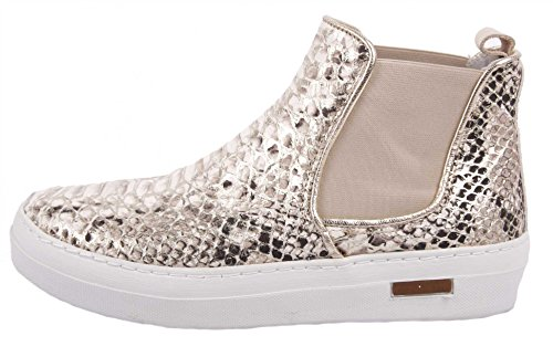 Ca'Shott 13004 Damen Hohe Sneakers erotic gold