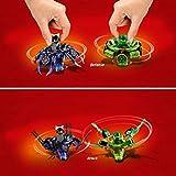 LEGO NINJAGO - Toupies Spinjitzu Lloyd vs. Garmadon - 70664 - Jeu de...