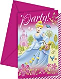Amscan - Invito Principesse Disney