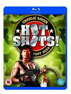 Hot Shots!: Part Deux [Blu-ray] [1993] [Region Free] (B00C2QQ45K) | Amazon price tracker / tracking, Amazon price history charts, Amazon price watches, Amazon price drop alerts