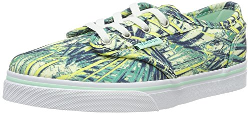 Vans  My Atwood Low, Sneakers Basses fille Bleu (Palms)