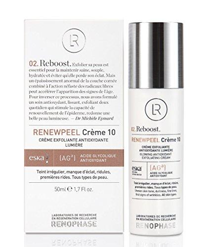 renophase–renewpeel creme 10& # x2028; Die Creme Peeling antioxidative Licht Labors renophase, konzentrierte Echt Glycolsäure,...