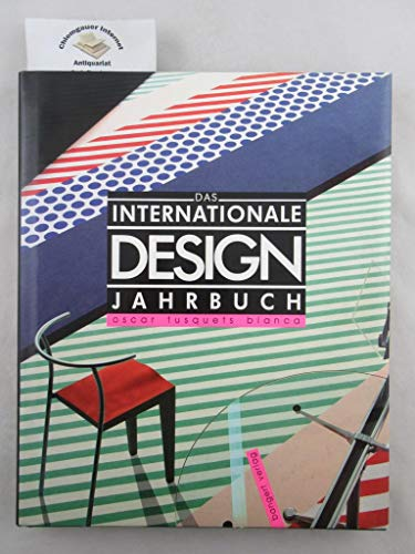 Das internationale Design Jahrbuch 1989/90. Redaktion: Carrie Haines.