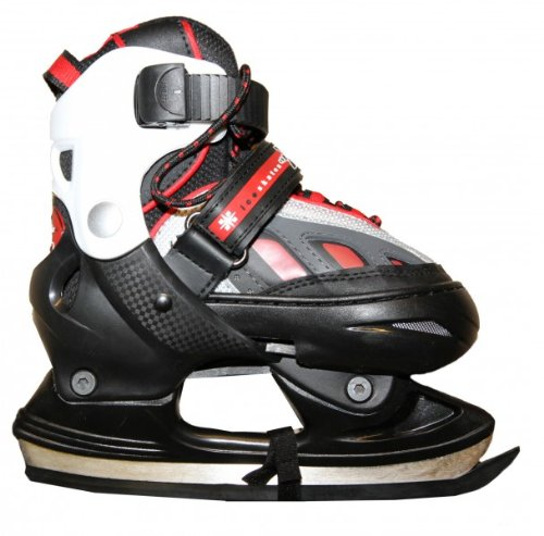 Hudora Xpulse Skates Ice Skates Black/Red/White Profi